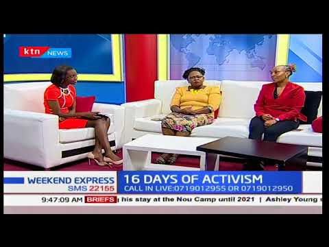 16 Days of Activism against gender based violence pt 2