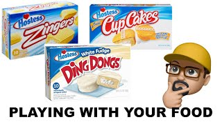 Hostess Treats   PLAYING WITH YOUR FOOD