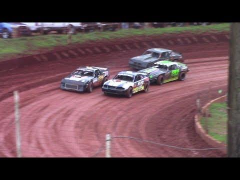Winder Barrow Speedway Street Stock Feature Race 8/11/18