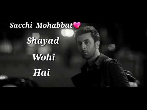 sachi mohabat/ WhatsApp stats 30sec aae dil he muskil