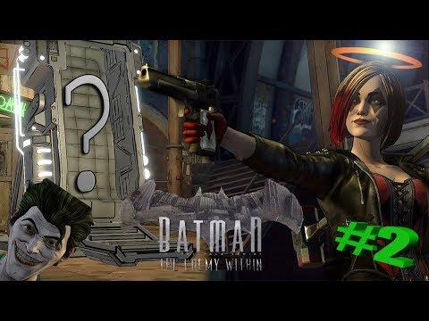Trust Is Fragile! (Batman: The Enemy Within Episode 3 Part #2 Ending)