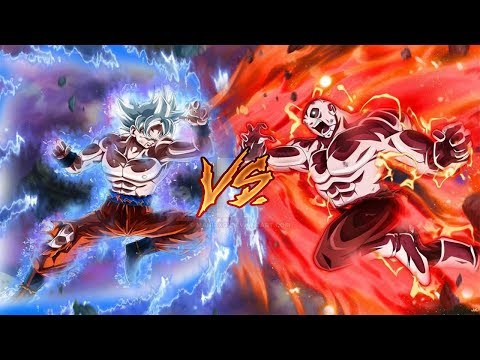 Goku Vs Jiren /Batalla De Raps/Porta, Ivangel Music, Doble Cero, Kronno Zomber/
