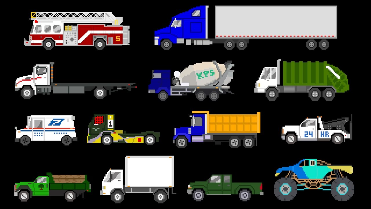 trucks-street-sports-emergency-construction-vehicles-the-kids-picture-show