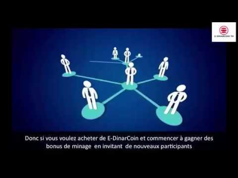 Marketing plan E-dinar coin 2016