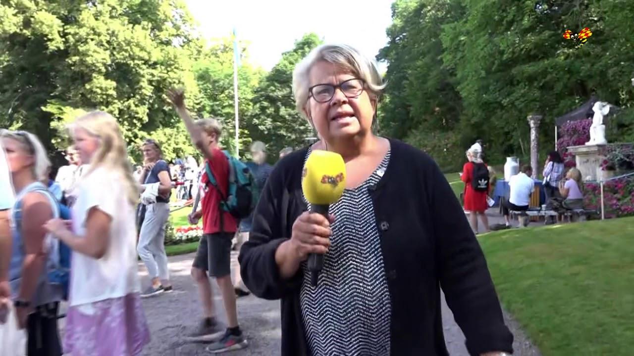 victorias födelsedag på tv Följ med på firandet av kronprinsessan Victorias födelsedag   YouTube victorias födelsedag på tv