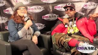 Sana G Interviews Big Boi
