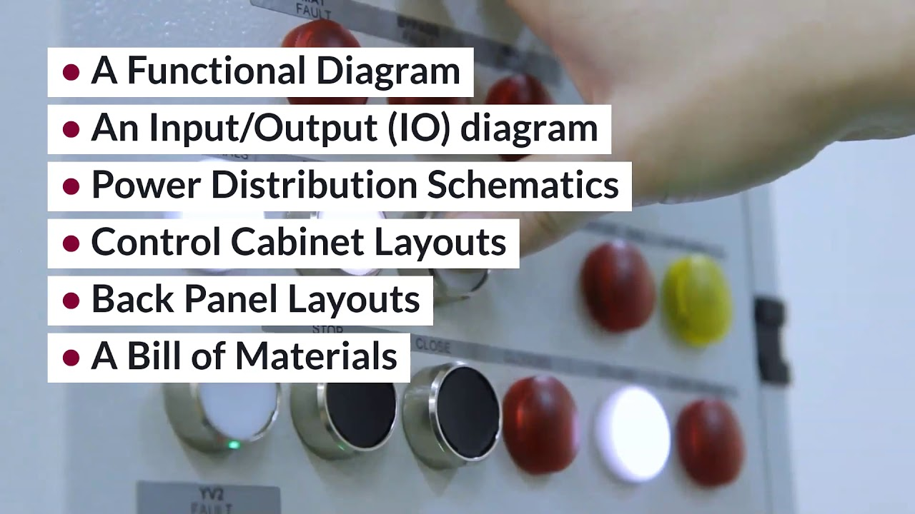 Control Panel Fabrication - Turner Integrated Systems