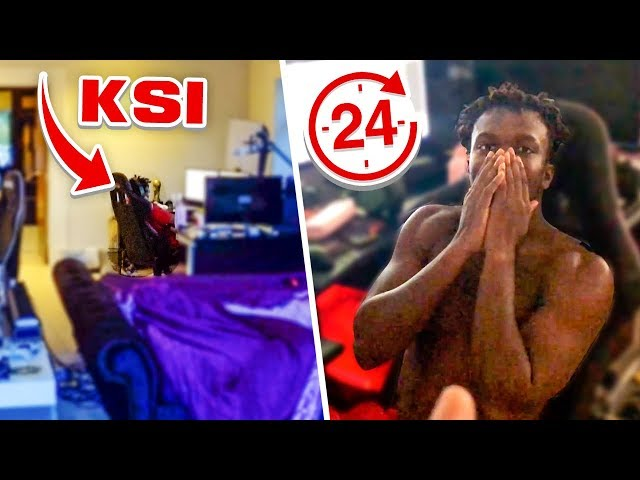 I Spent The Night In The SIDEMEN HOUSE & They Had NO Idea...