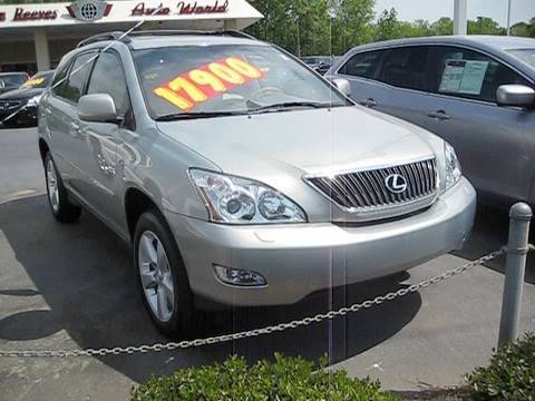 2004 Lexus RX330 Start Up, Engine, And In Depth Tour   YouTube