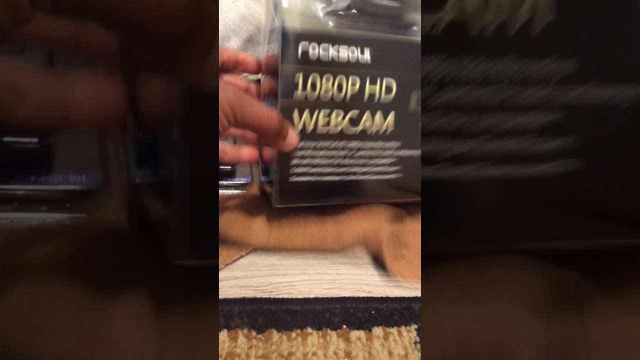 rocksoul webcam driver