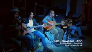 """""""HIO""""  Sawung Jabo - Sirkus Barock  live acoustic  at Ruang Putih Bandung"""