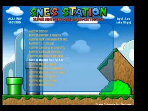 Download Snes Super Nintendo 3000 Jogos Ps2 Gratis