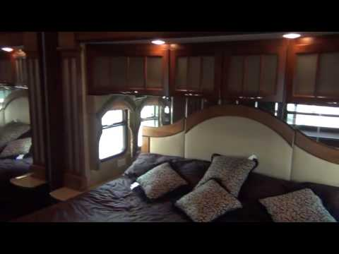 Ride Along in a 2007 Newmar Mountain Aire 4523   Mount Comfort RV   Indiana RV Dealer