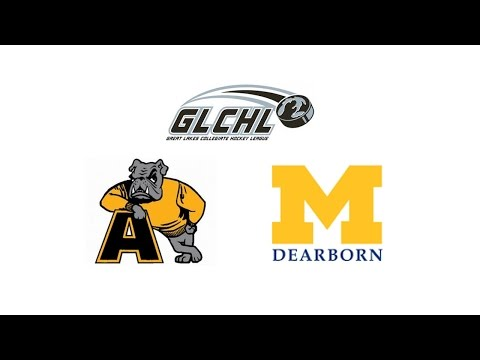 University of Michigan - Dearborn vs Adrian College 2/26/2017