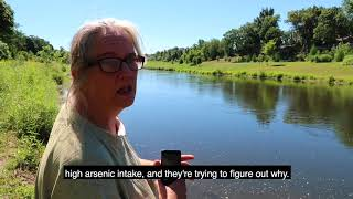 Michelle talks about the aftermath of the Enbridge oil spill in Kalamazoo