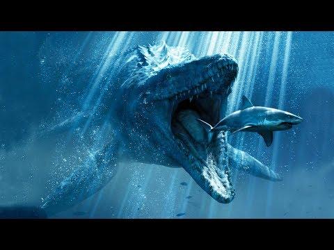 Mozazaur - Tyranozaur z głębin