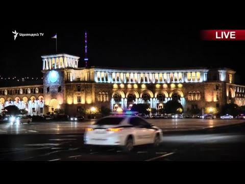 Ուղիղ միացում Երևանից․ ցուցարարները շարունակում են բողոքի գործողությունները