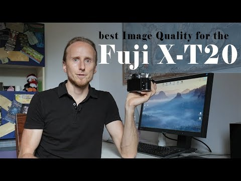 Best Raw Converter For Fuji X-Trans Files