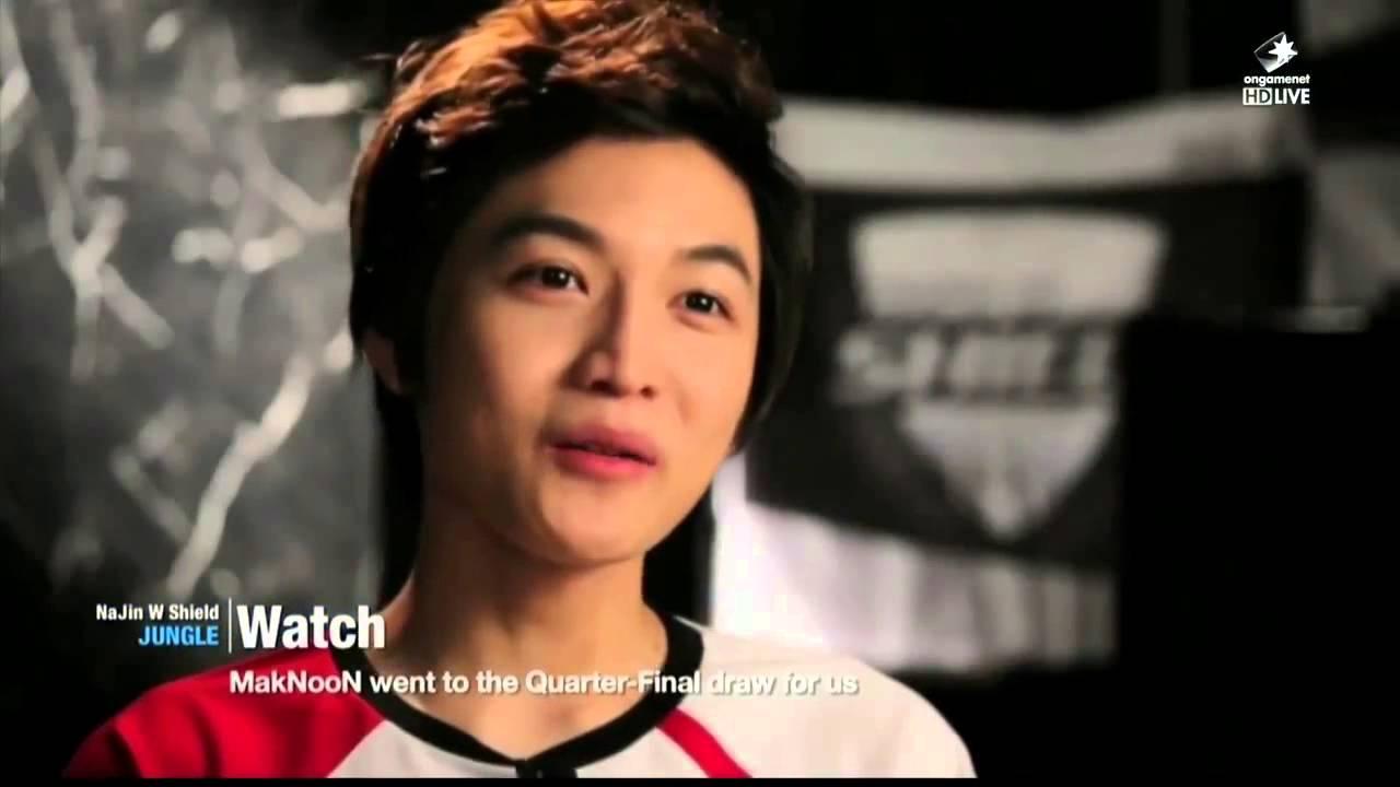 2014 lol world championship do you know watch 中字 najin white
