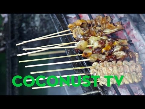 Freaky Feasts #9: Chicken and pig intestines (Isaw)