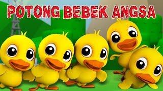 Potong Bebek Angsa | Lagu Anak Terpopuler