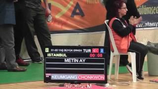 61-65 Yas Buyuk Erkeklerin Tüm Final Musabakaları (2017 Turkish Poomsae Championships)