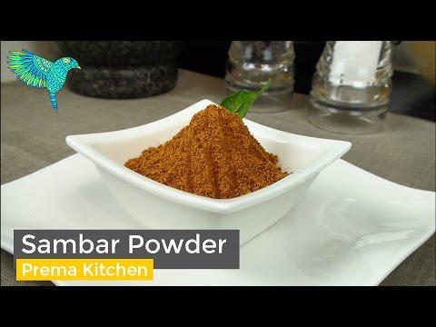 Sambar Powder, Madras Sambhar Powder, Chennai...