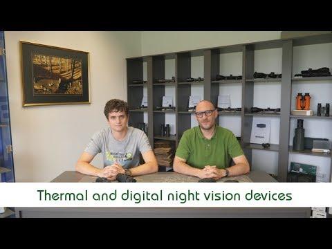 Thermal VS digital night vision devices   Optics Trade Debates