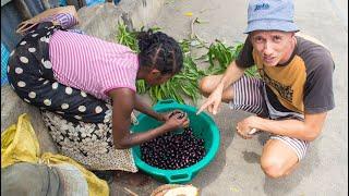 Треш Мадагаскара| Люди спят на улице | Адская маршрутка| Мадагаскар часть 4