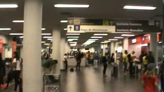 Por dentro do aeroporto de Goiania GYN