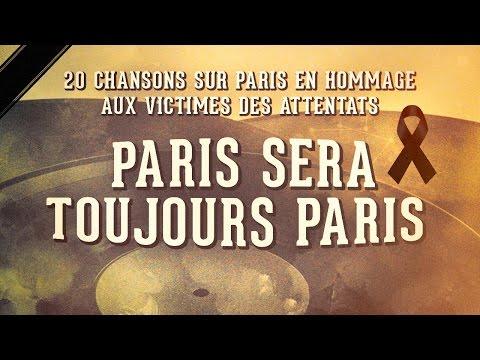 « Paris sera toujours Paris » : album hommage aux victimes des attentats des 13 et 14/11/2015