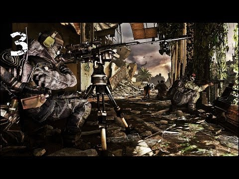 Прохождение Call Of Duty: Ghosts (XBOX360) — Падение Аякса #3