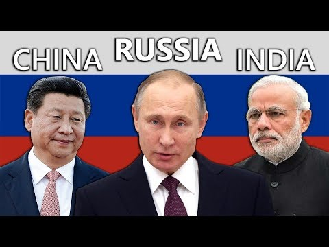 Who is Russia's Closest and Most Important Ally: India or China?
