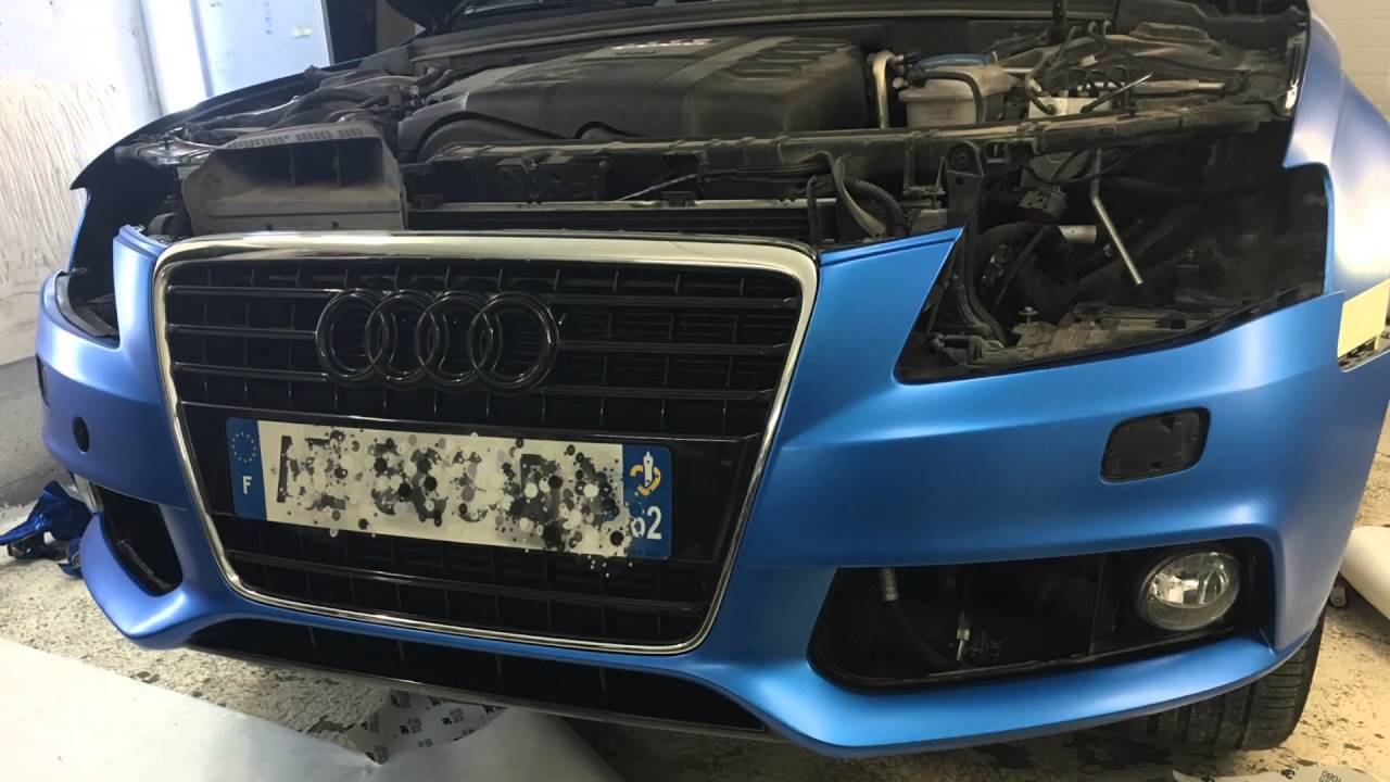 Audi A4 Total Covering Relook Cars 2016
