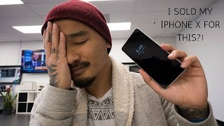I sold my iPhone X for a Pixel 2!!