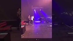 Le concert de rk en Suisse