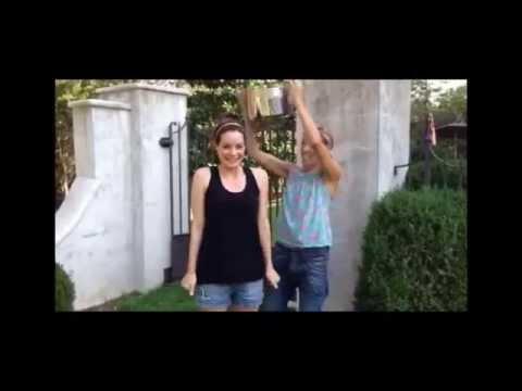 Kimberly WilliamsPaisley  The ALS Ice Bucket Challenge helped by Sheryl Crow icebucketchallenge