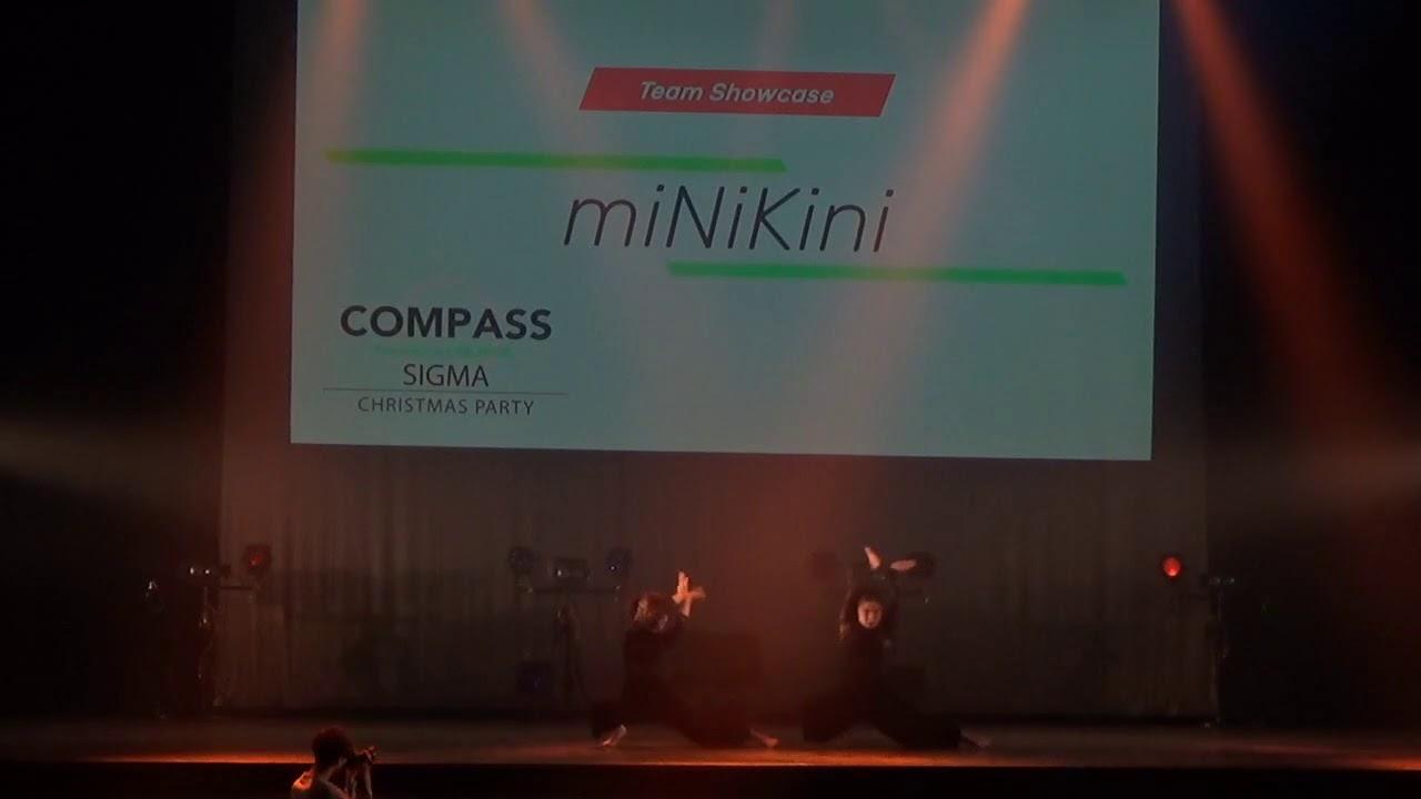 miNiKini 2017年クリスマスパーティー