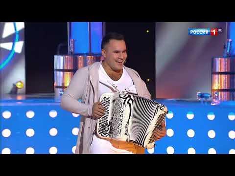 Россия 1 (Смеяться разрешается) Сергей Войтенко и Баян Микс