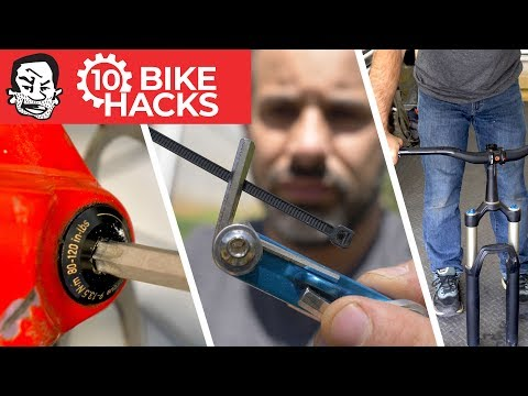 10 MTB Tips & Hacks that will knock your socks off!