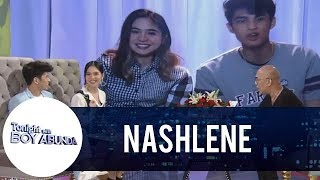 TWBA: Nashlene reacts on each other's linked celebrity partners