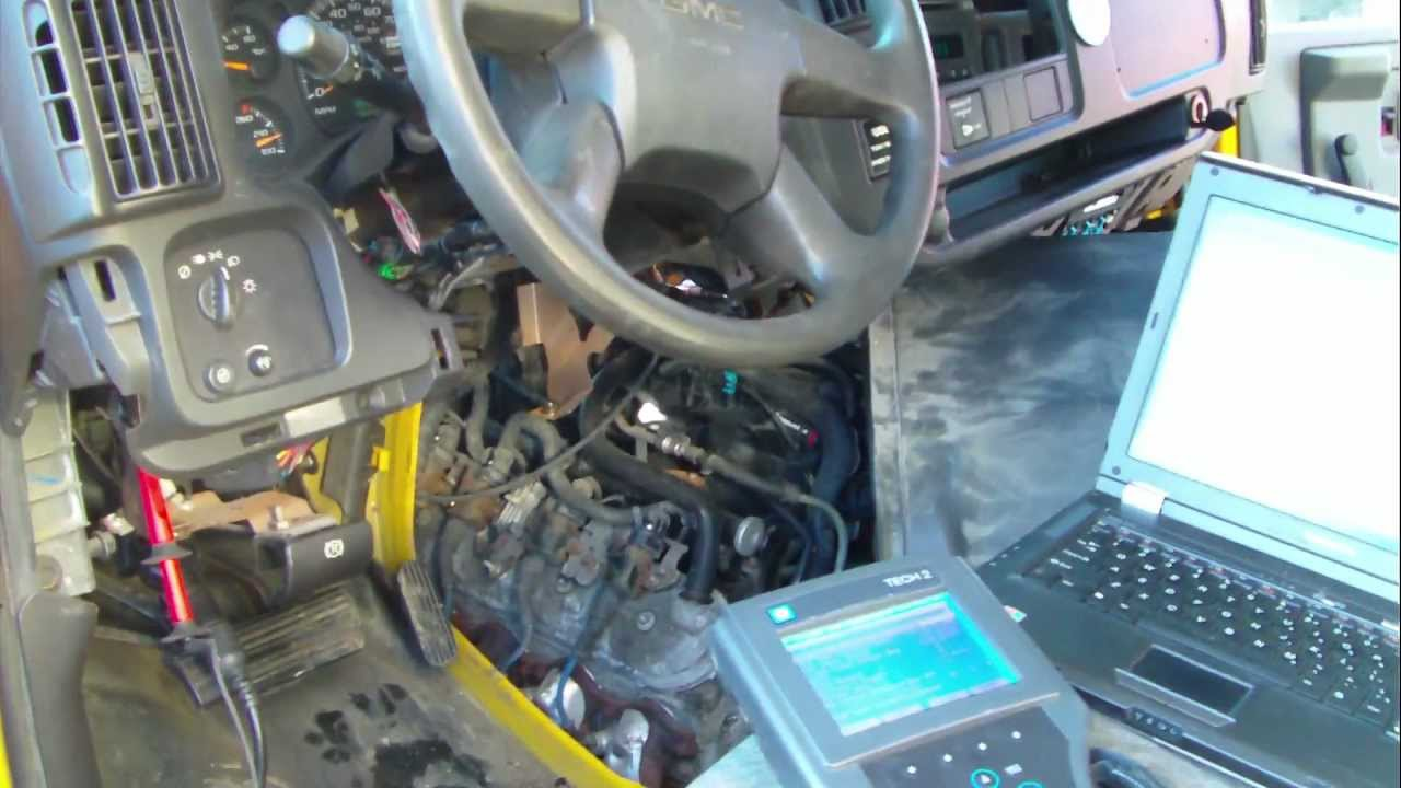 2004 Gmc 60 Intermittent No Start Youtube Topkick Starter Wiring Diagram