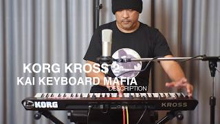 Korg Kross 2 review all sound (Music Concept)