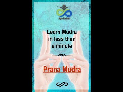 Pran Mudra | Yoga For Eyesight | Mudra For Immunity | Learn To Reduce Anger | #Shorts