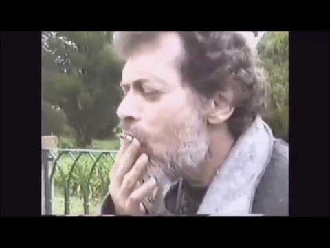 Terence McKenna chilling with Robert Anton Wilson and Rudy Rucker (Movie Excerpt)