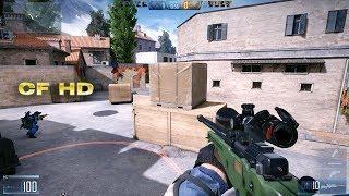 CrossFire HD CFHD ( CF 2 ) 穿越火线HD - Ultra Settings All Map vs Mode 1440p Gameplay Show 2K
