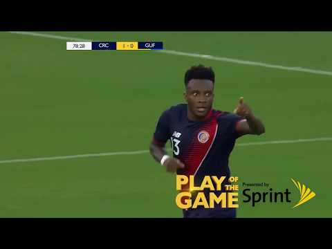 Play of the Game presented by Sprint | Costa Rica vs French Guiana