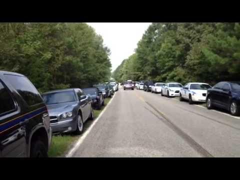 Manhunt underway in Hinds County
