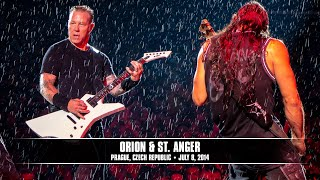 Metallica: Orion and St. Anger (MetOnTour - Prague, Czech Republic - 2014)
