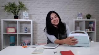 Cricut Cuttlebug Die Cutting Machine Review & Demo